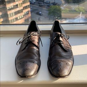 John Varvatos Oxford Shoes